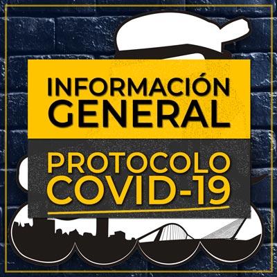 Información General de nuestras Escuelas y Protocolo COVID19 que llevamos a cabo en cada una de ellas
